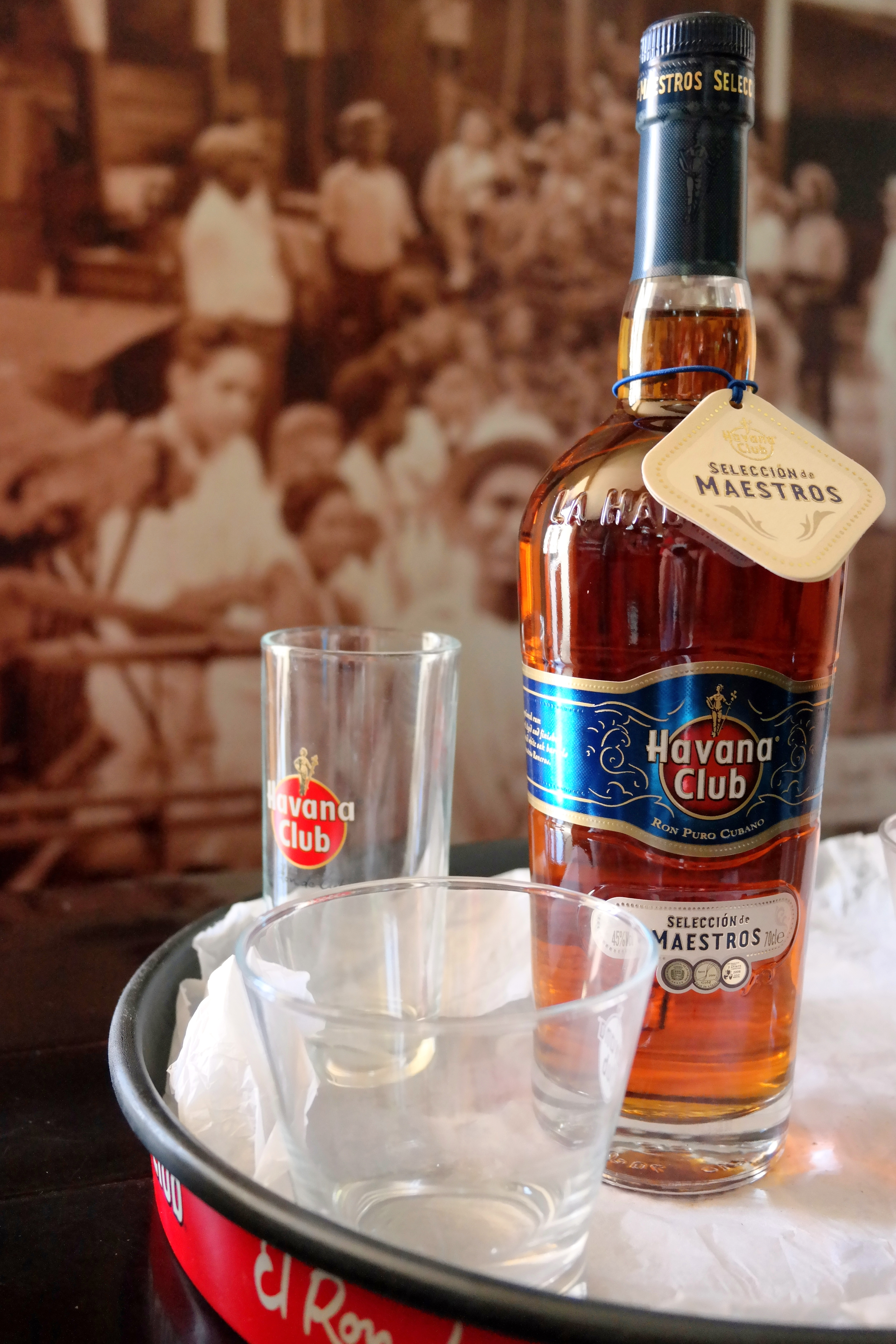 Havana Club är för många lika med kubansk rom, men glöm inte märken som Santero och Santiago de Cuba.