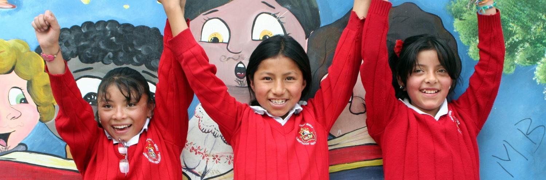 Under valåret 2012 följde vi politikernas kampanjer som riktade sig till barn och skolungdomar.