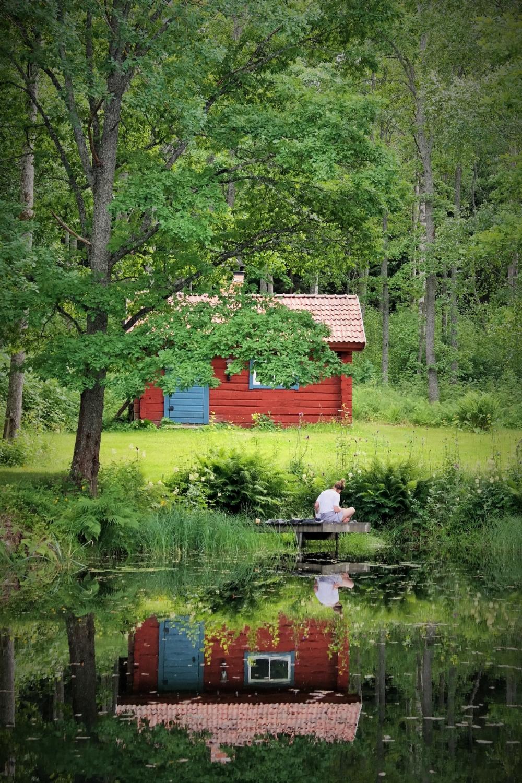Summer in Dalarna