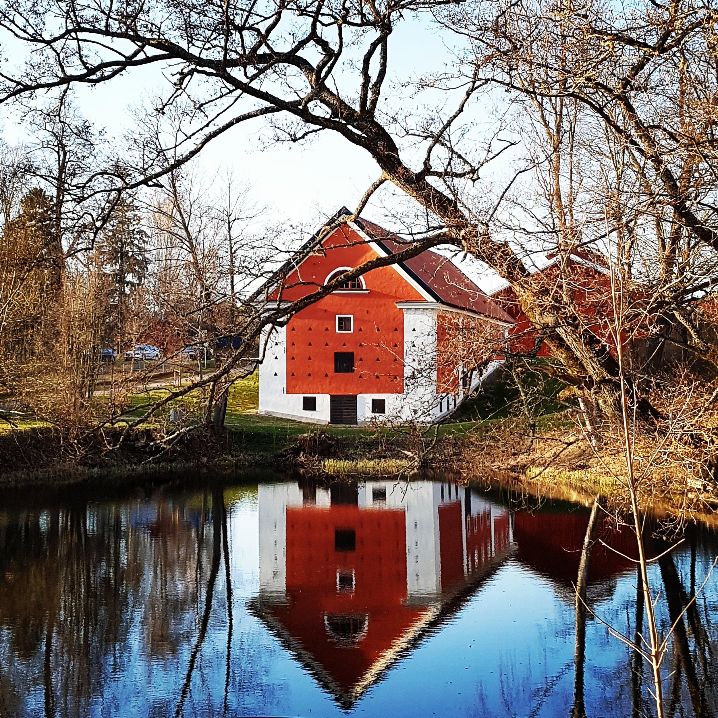 Karlslunds Herrgård i Örebro.