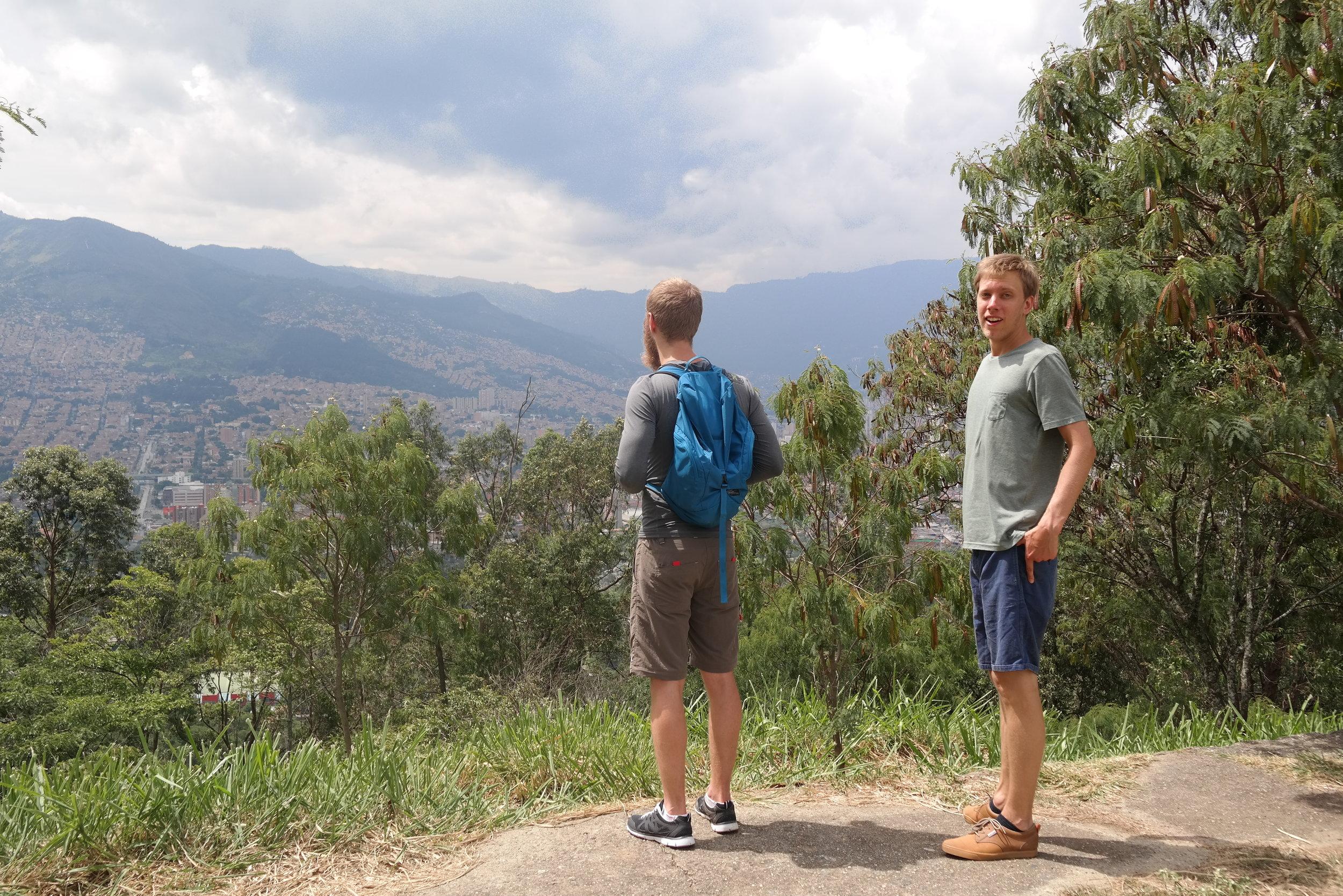 Bestiga berg kan utmana familjefriden men också stärka den. (Colombia)