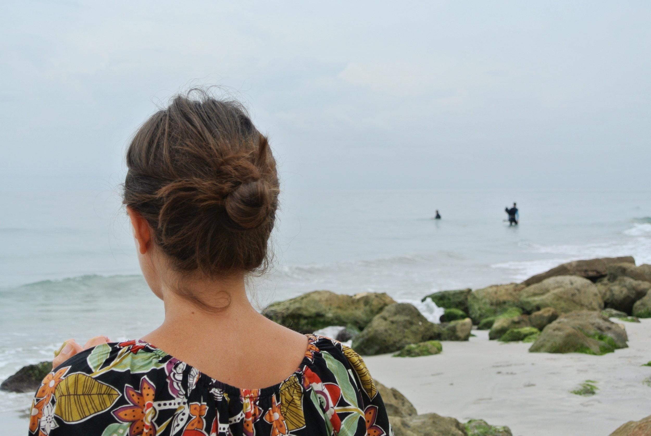Kuba bjöd på grått väder men mängder av solmogna papayor.