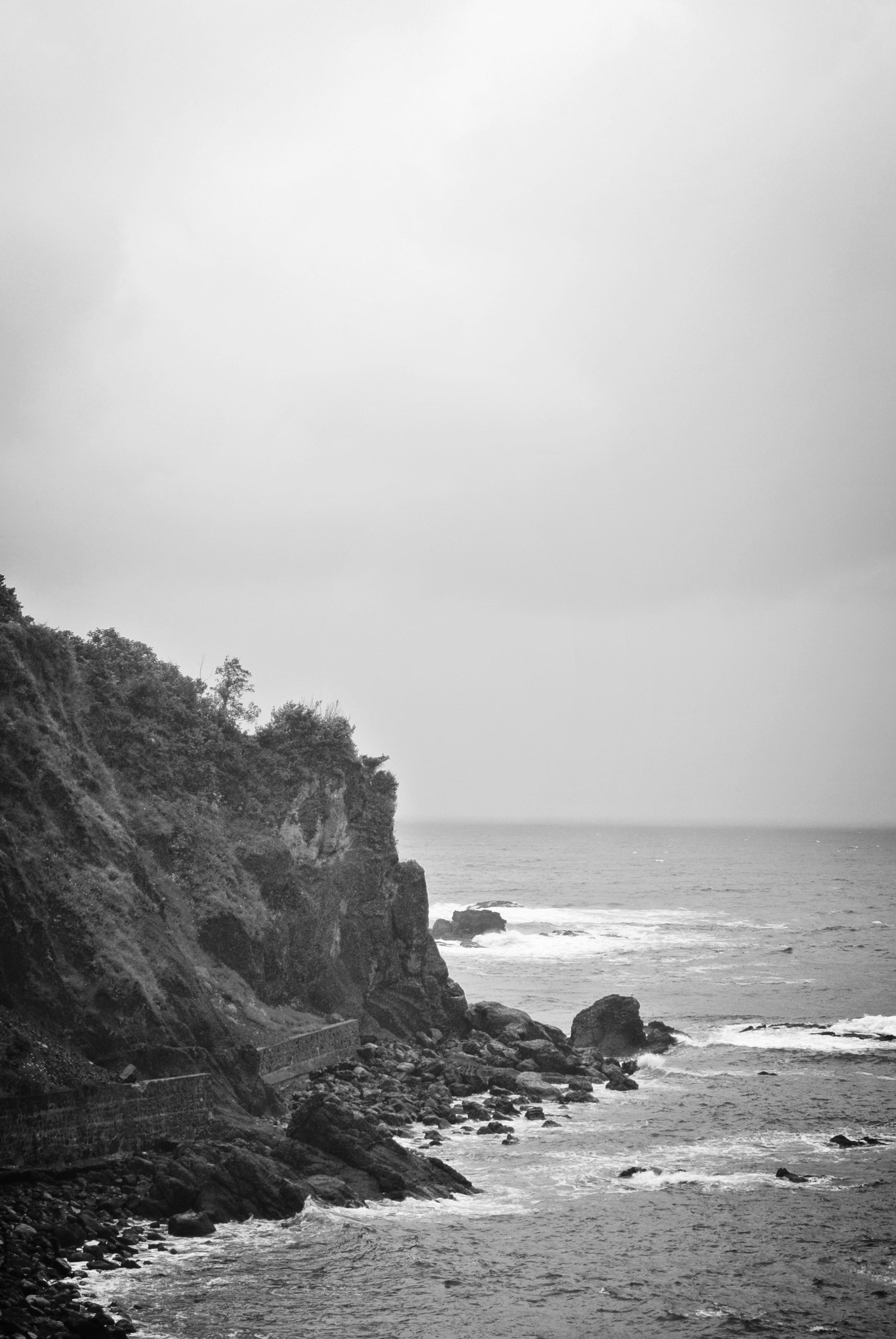 Kantabriens klippor möter Atlantens vågor