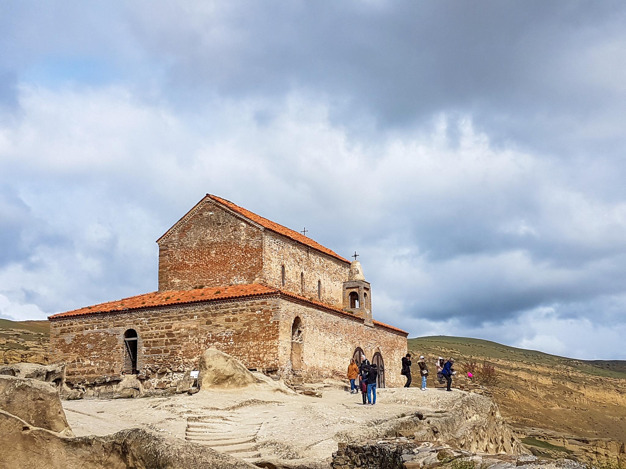 Grottstaden  Uplistsikhe  i Georgien väntas bli ett av UNESCOs världsarv inom kort.