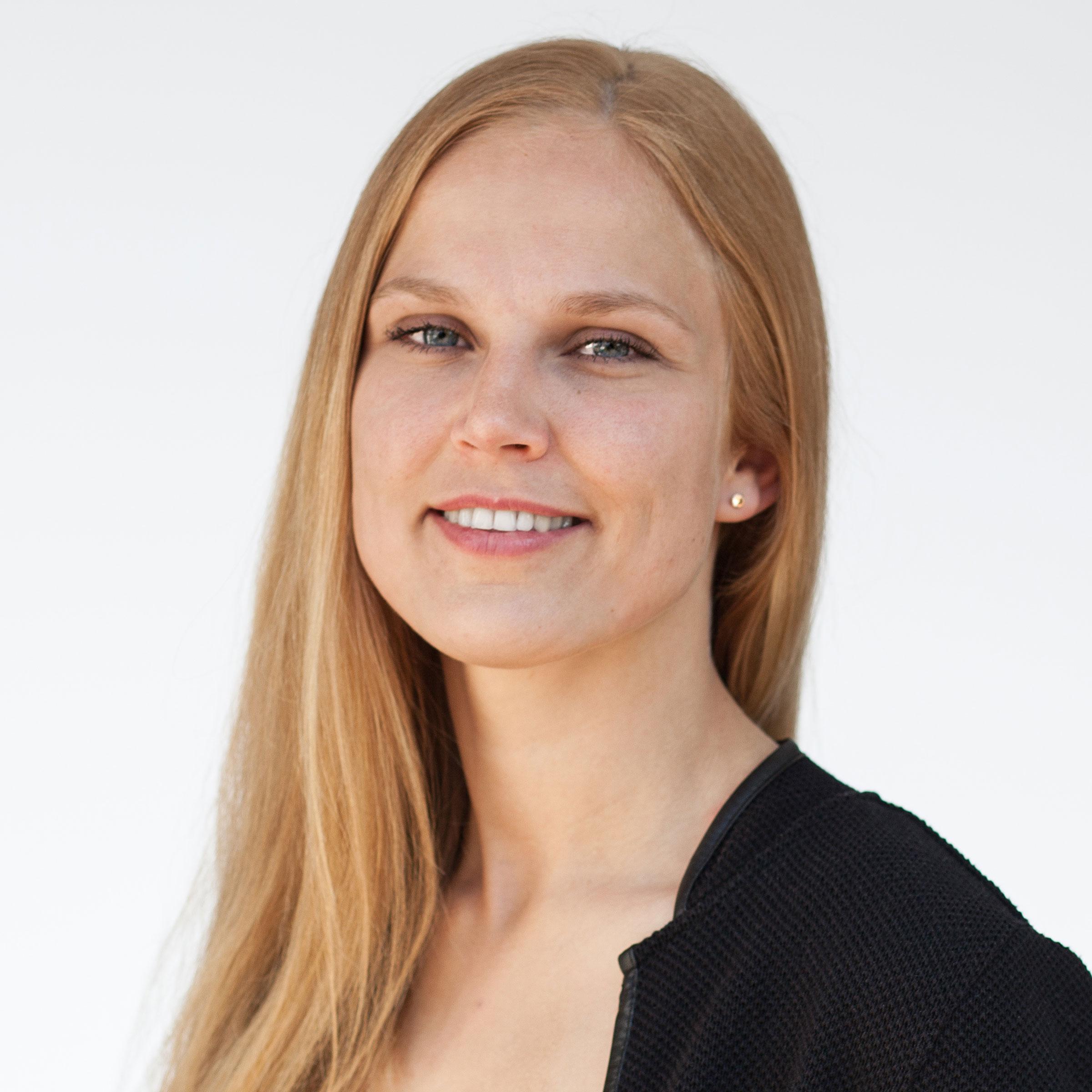 Hazel  Spanke . Studentische Hilfskraft
