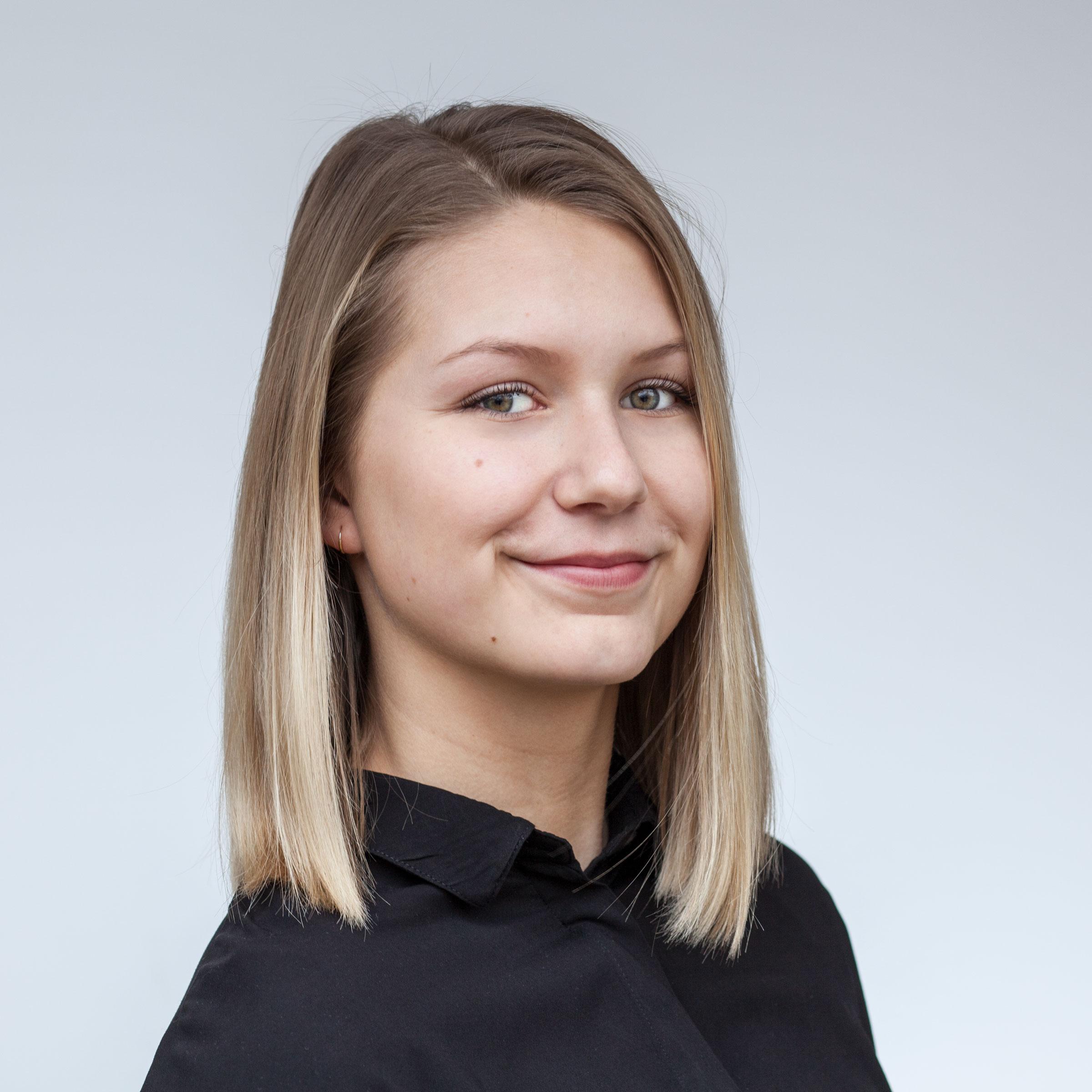 Emily  Rosenthal . Bauzeichnerin Azubi