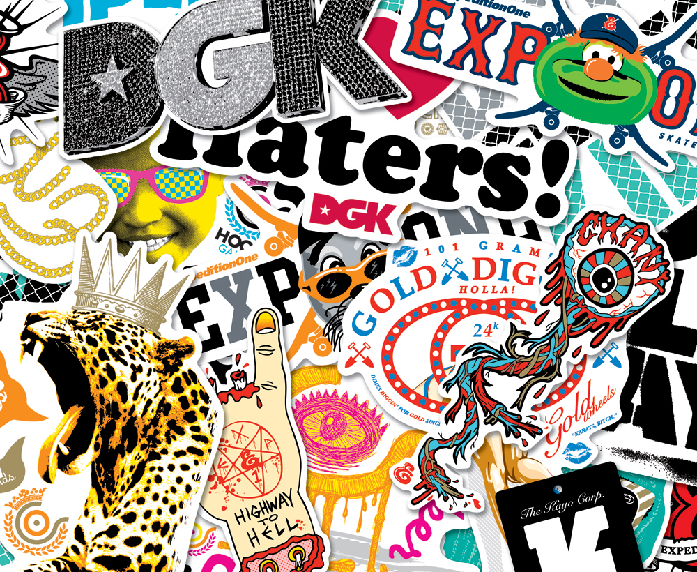 New Catalog from DGK, Exp 1, Gold, Organika and L&k