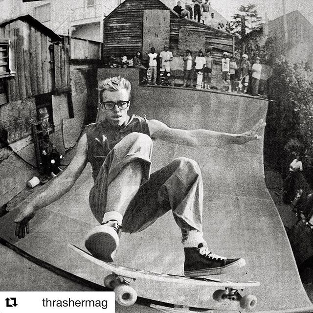 #Repost @thrashermag ・・・ Jake Phelps was 100% skateboarder, but that label sells him way too short, because beyond his enormous influence in our world, he was truly an individual beyond this world. When loved ones pass we sometimes mythologize about their full lives rich in friendships and experiences. Sometimes we need to talk ourselves into believing it all. It makes us feel better, and helps us cope with the loss. Well, in the case of Jake, the task becomes wrapping your head around just how many lives one person could possibly live. He really did see it all, do it all, and that incredible brain of his could relish every last detail.  But most of you reading this now identified primarily with Jake Phelps the skateboarder, and editor of our magazine, so I will leave you with this truth - I never met anybody who loves anything more than Jake worshipped skateboarding. Just as we need food and water to survive, Jake needed skateboarding to keep his blood pumping. It was more than a hobby or form of transportation or way of life - it was his oxygen. Here's another thing. Jake never bailed. Jake fucking slammed. And there is a big difference. He only knew commitment. He was going to go for it without hesitation, and there were only two outcomes. Either you'd see his triumphant fist pumping in the air or it'd be an earth-shaking collision with the concrete. I remember him telling me once that he never fell backwards, he always fell forward. Leaning back meant there was hesitation, and Jake was all the way IN.  There was no myth. The man was the myth. We love you, Jake. -Tony Vitello