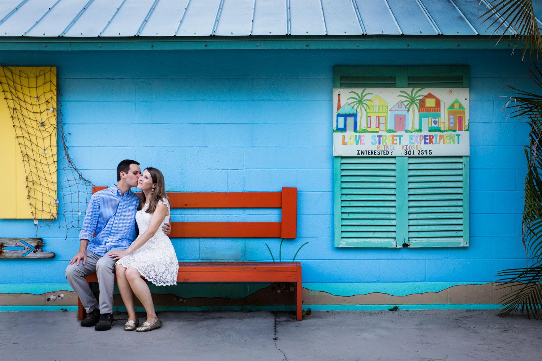 Love Street Engagement | Steve Daubs Studios