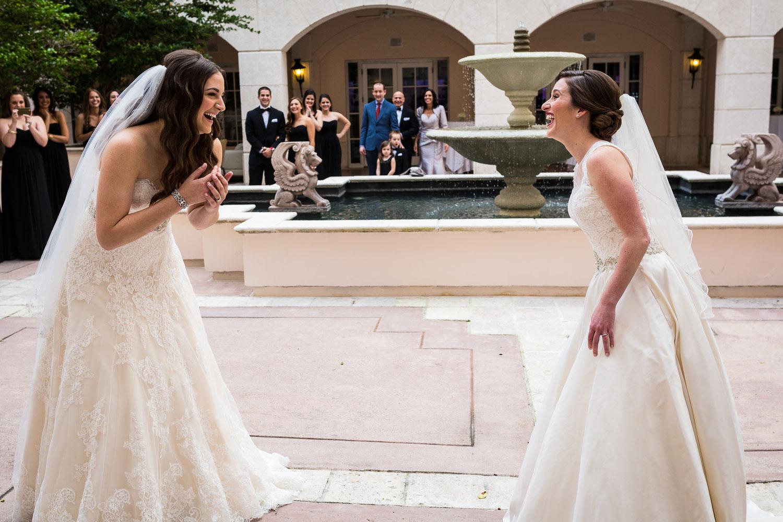 first look | wisconsin wedding photographer