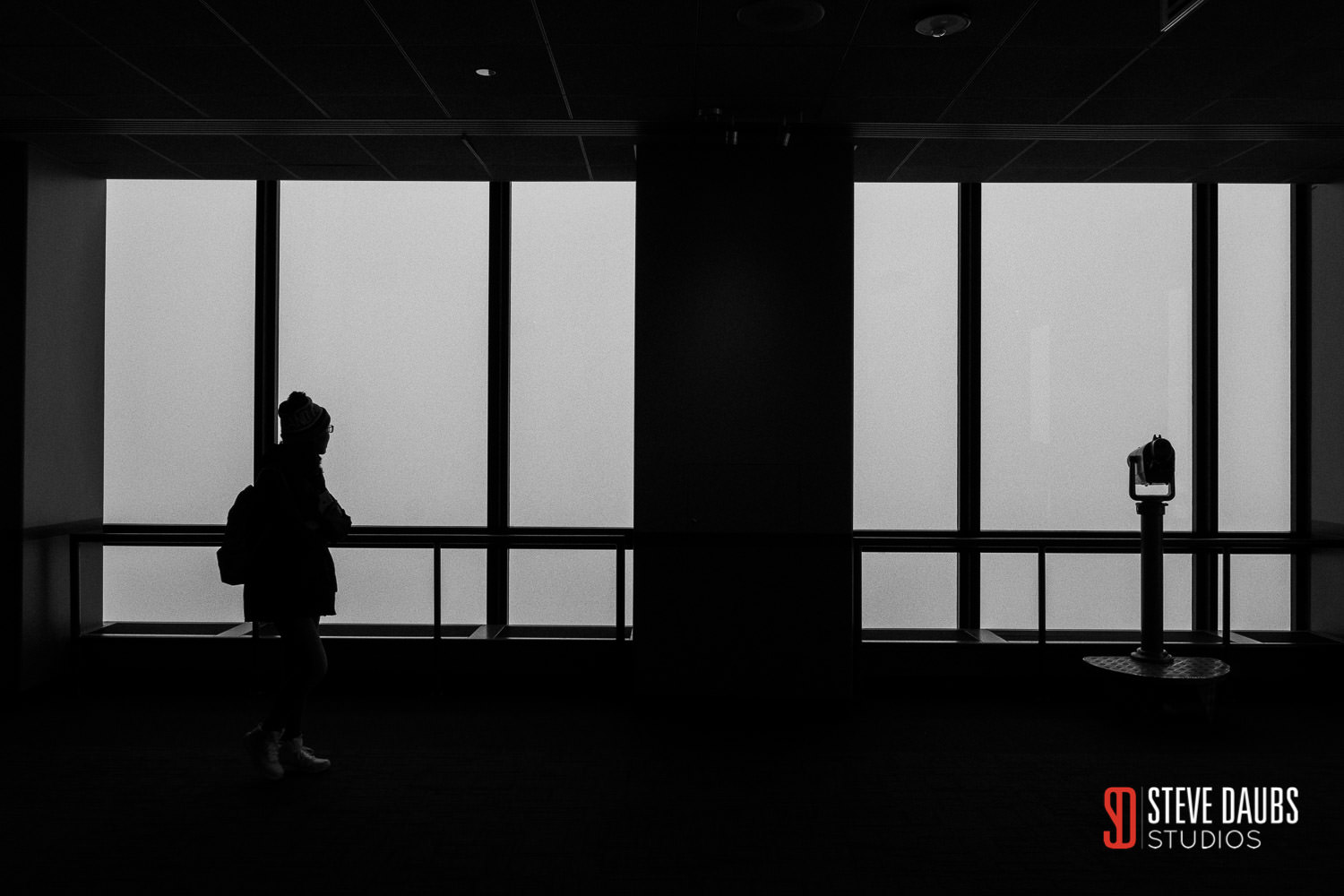 Fog at Skydeck