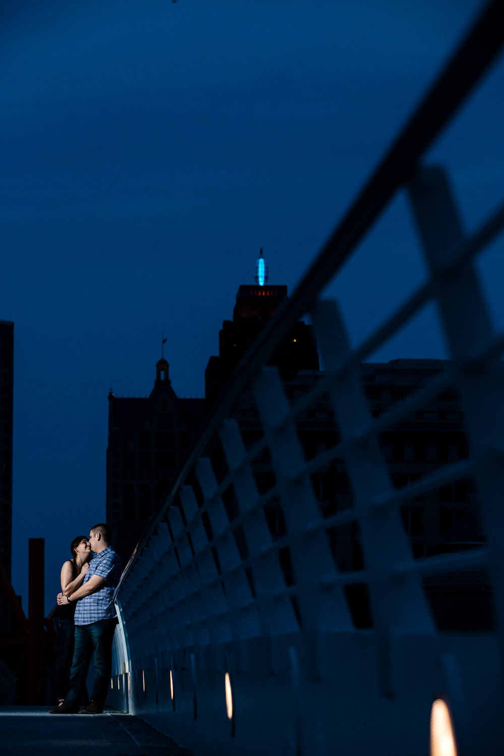 Downtown Milwaukee Engagement