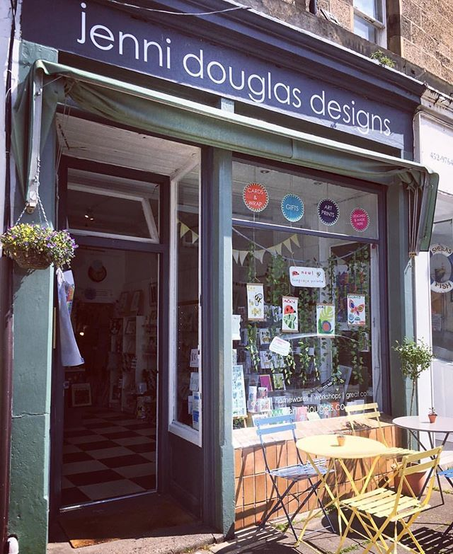 HAVE YOU MET -  @jennidouglasdesigns - Jenni Douglas?! We hope you'll follow and support her today! She is not only an artist/designer - she also has a very lovely shop. Do pop in to her gorgeous Edinburgh shop, say we sent you,  and buy JUST A CARD - or any one of the wonderful items there. Also take a pic of our shop window sticker - we're aiming to feature lots of shops who display our stickers. Let's help Jenni have a wonderful HAVE YOU MET evening and make loads of new friends! REMEMBER support the campaign and it could be YOU we feature next week!! Every Tuesday @sarahhamiltonprints who set up The Just a Card campaign picks a designer, maker/shop/event & invites you to follow them, in this slot HAVE YOU MET?! The aim is to build our community & spread word that supporting creative people is valuable & vital. We want to share lots of peoples work - but this campaign is a two way street - support the campaign & you show support for all creative people. Please share/retweet JUST a CARD message loads. Don't forget to display our posters and remember to take part today - as this grows so will our amazing network of creative people. We hope you enjoyed being featured today Jenni. Have a wonderful creative evening friends. Please join in every Tuesday everyone - let's MAKE A DIFFERENCE TOGETHER!! 😊  #wemakecollective #makersformakers #wearethemakers #supportthemakers #capturemycraft #sharinghandmadejoy #prettycreativestyle #slowliving_create #buyfolk #prettycreativelife #seekinspirecreate #thenativecreative #handmadeisbest #modernmaker #bestmadehand