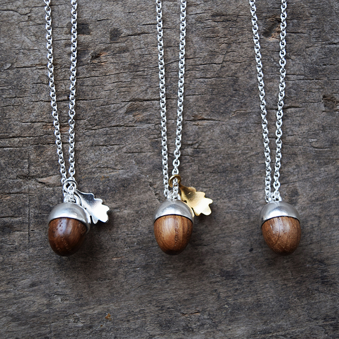 Beautiful pendants by Phoebe Jewellery from her Woodland collection.jpg