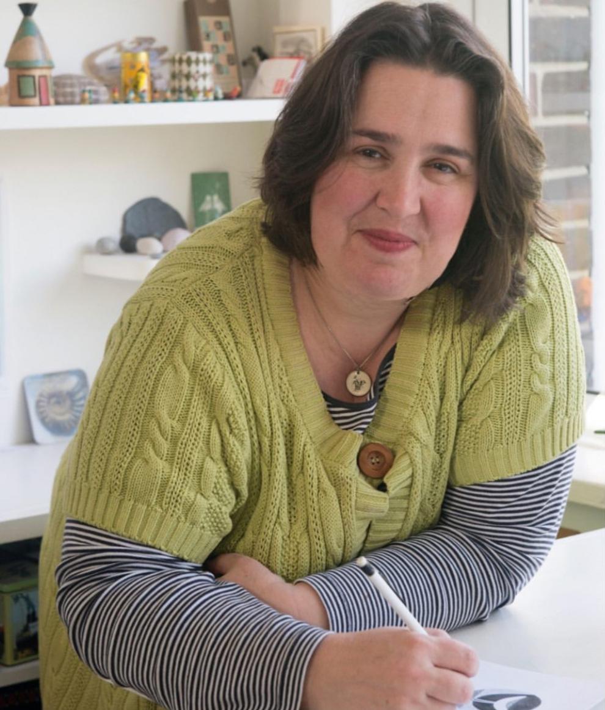Just a Card Founder  Sarah Hamilton
