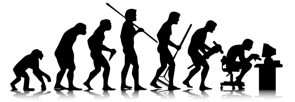evoluzione della postura
