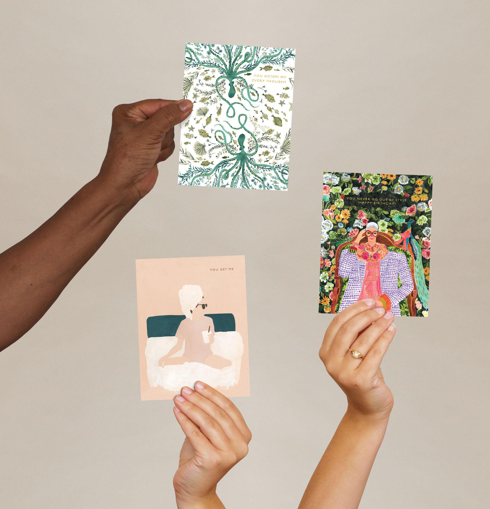Artwork: Vikki Chu, Rosie Harbottle + Megan Galante