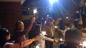 New Year Service 2016