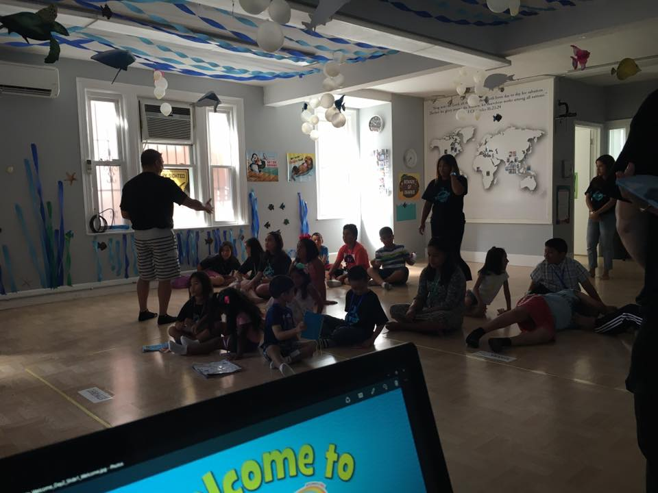 VBS Day 3 -