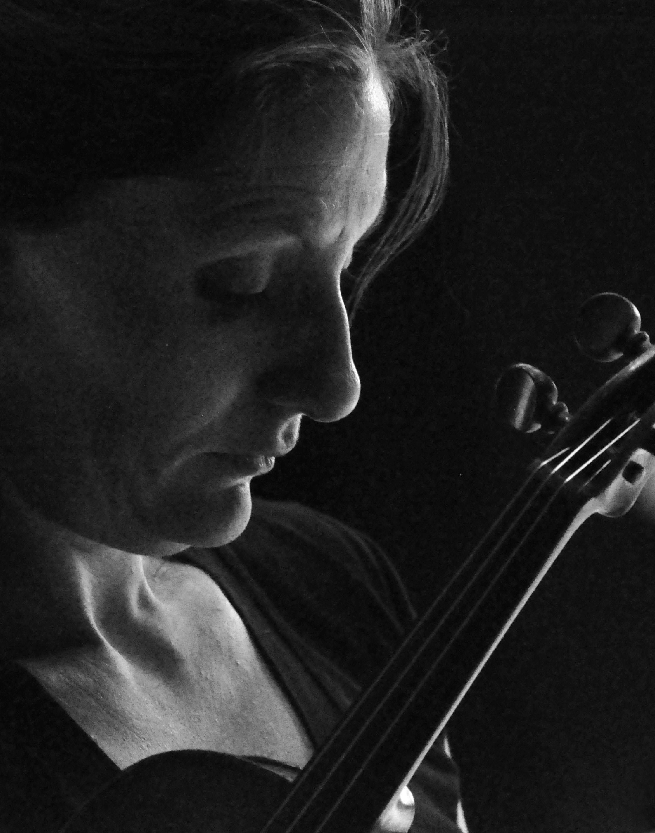 Aurélie Branger, violon