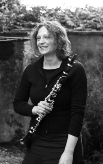 Annelise Clément, clarinette