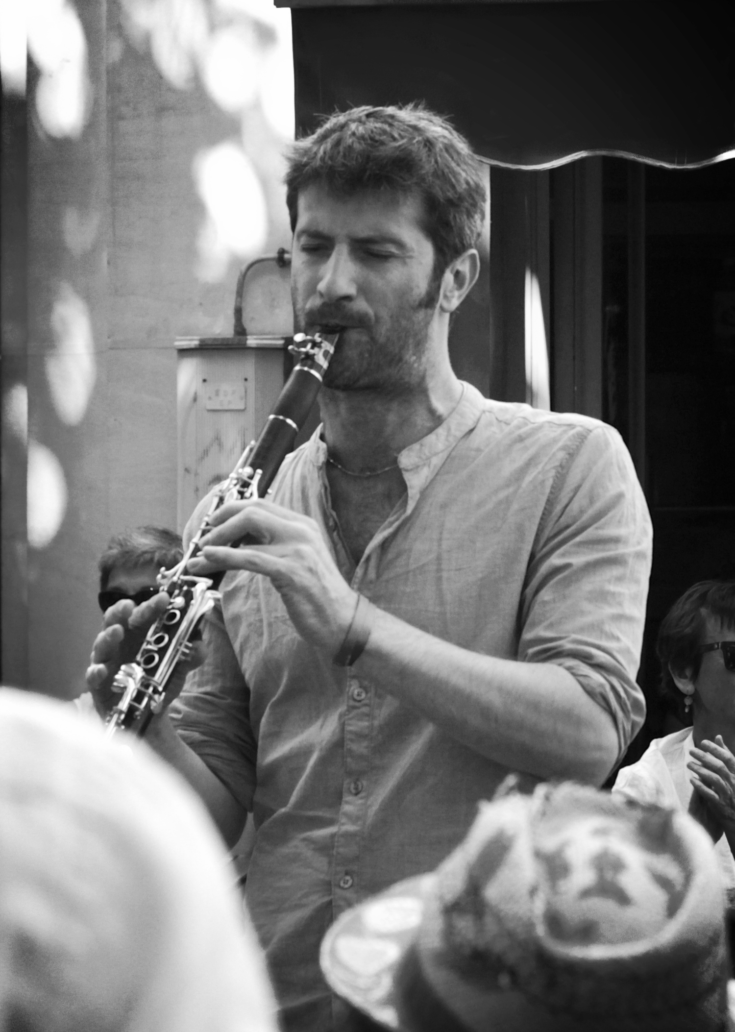 Aymeric Pin, clarinette