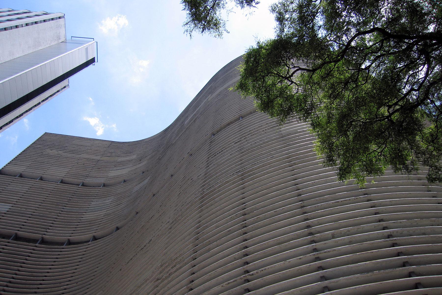 Copan Building by Oscar Niemeyer
