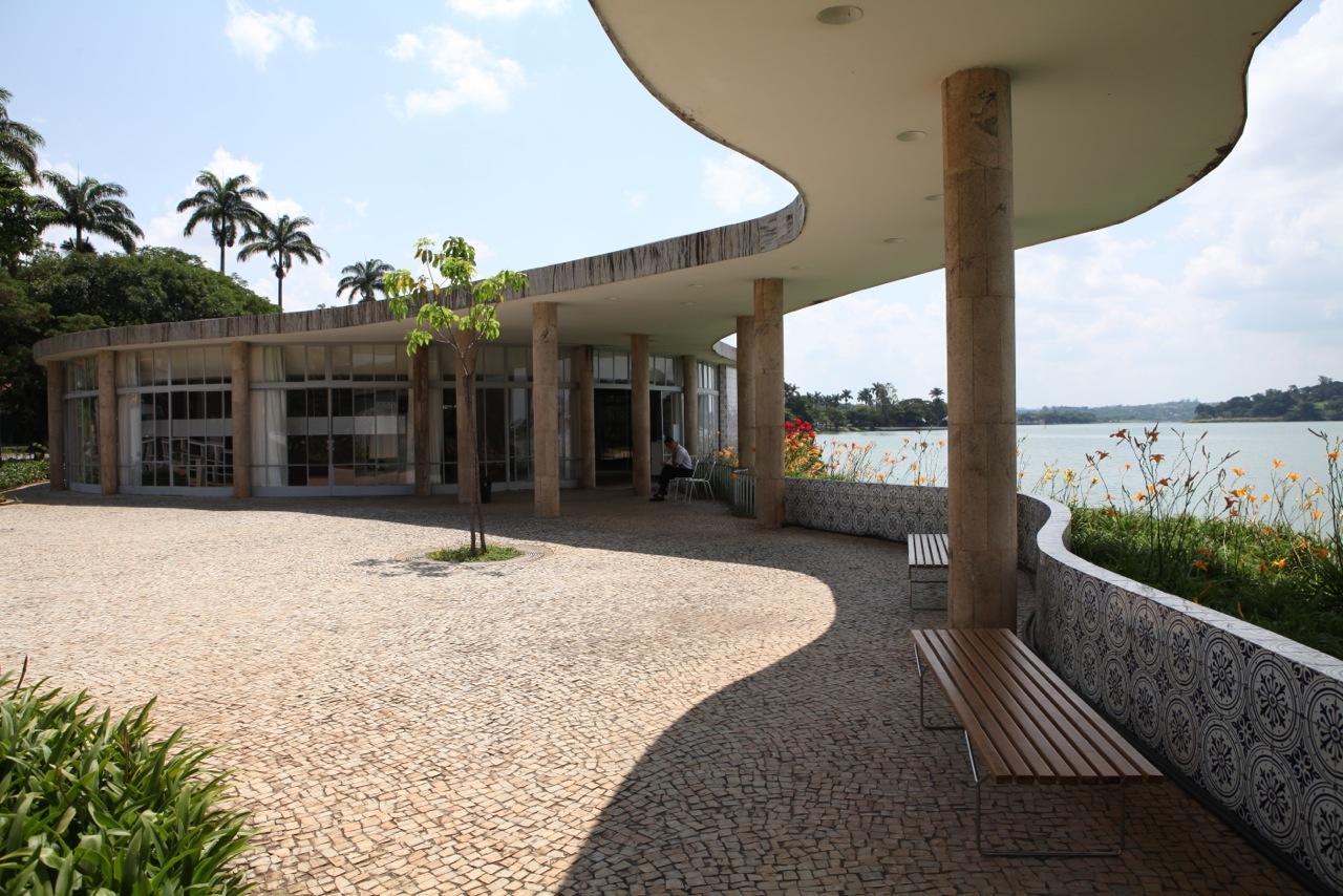 Casa do Baile by Oscar Niemeyer