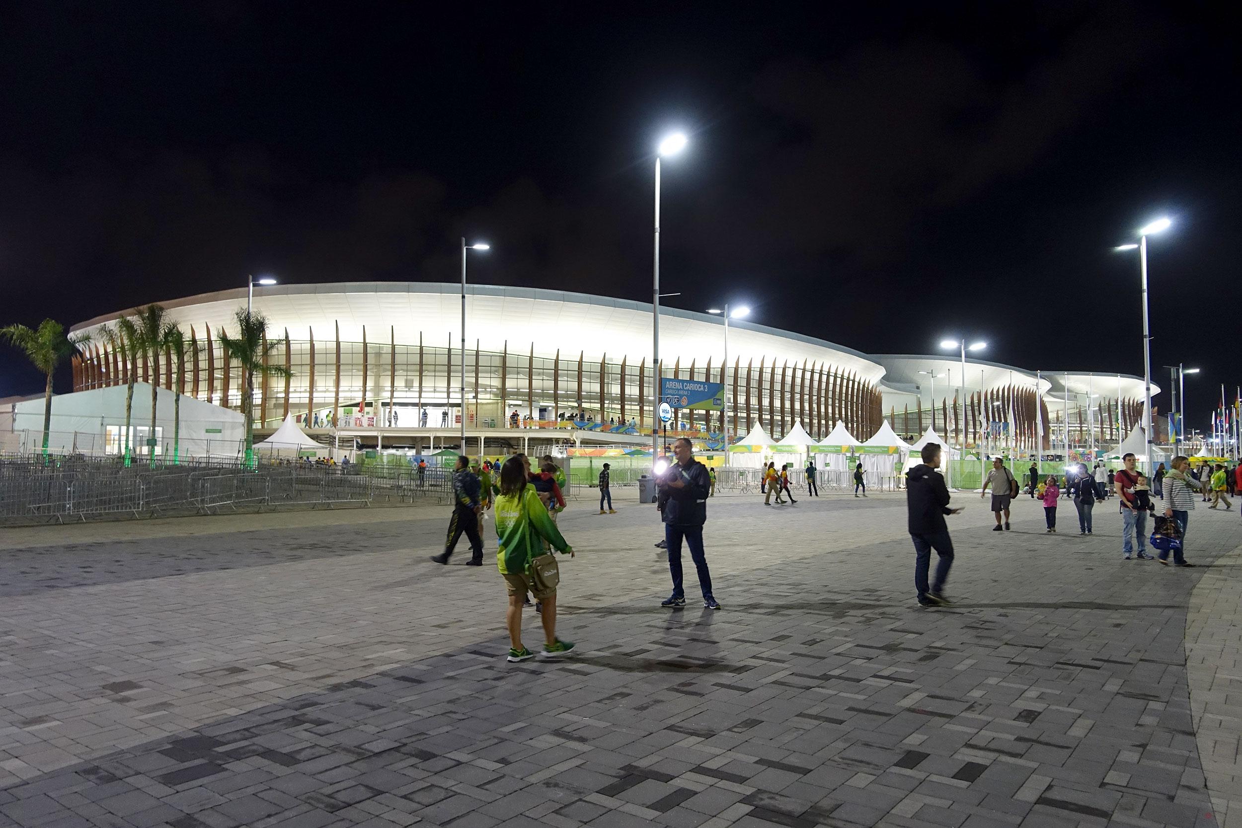 Arena Carioca 1,2 & 3