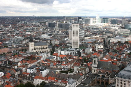 Brussels   Architecture in the heart of Europe