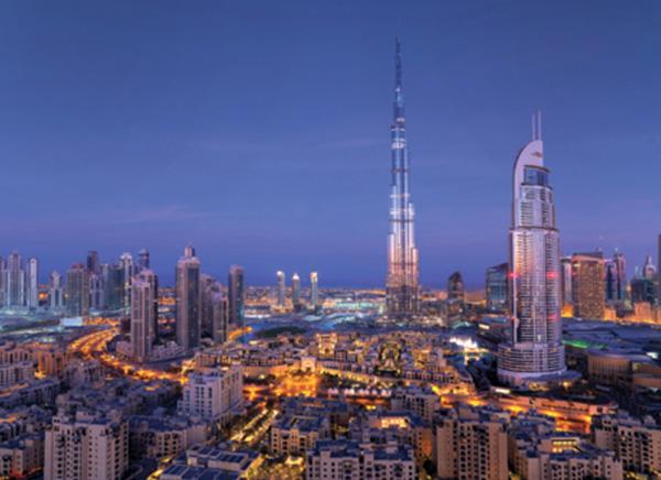 Dubai/Abu Dhabi   Future Cities