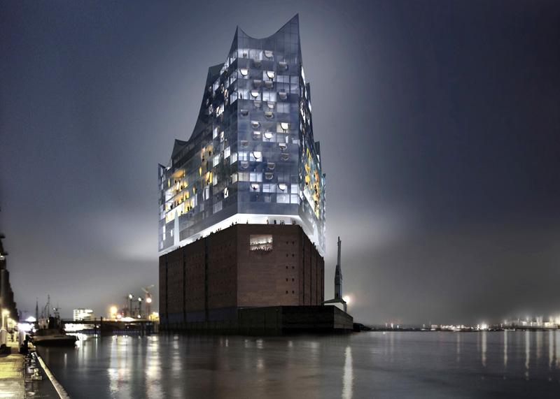 Hamburg   Discover waterfront architecture
