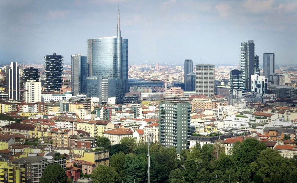 Milan   Laboratory of modern and contemporary architecture