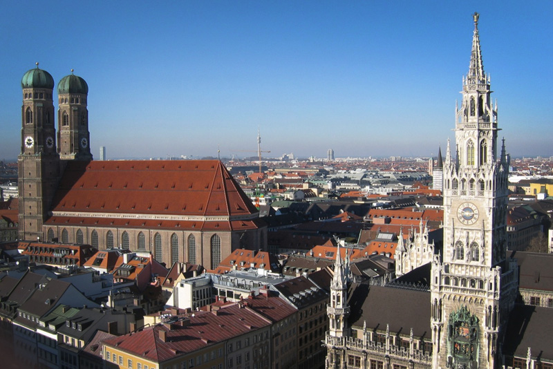 Munich   A booming metropolis with charm