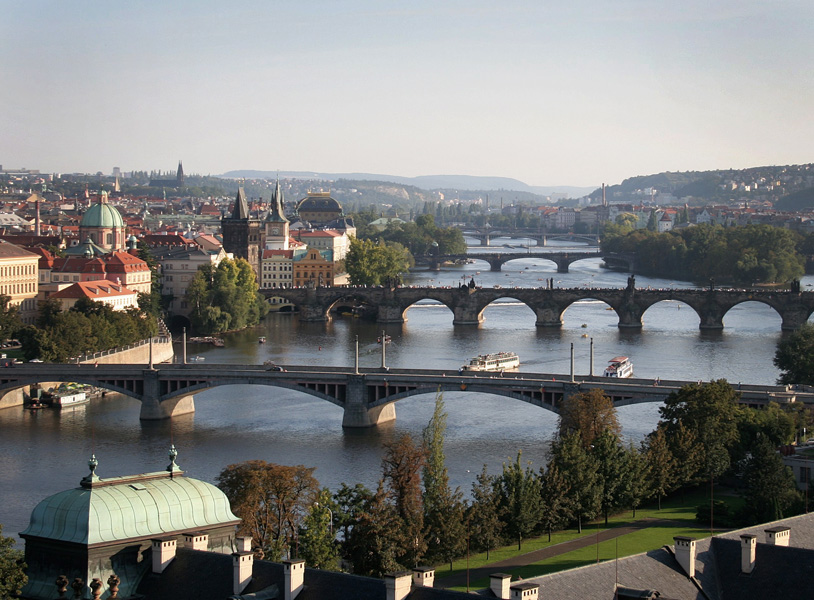 Prague   Focussing on the urban and social context