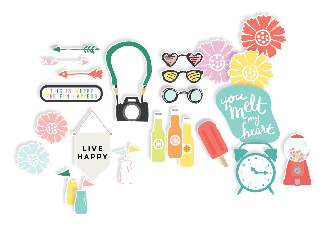 Illustration | Die Cuts