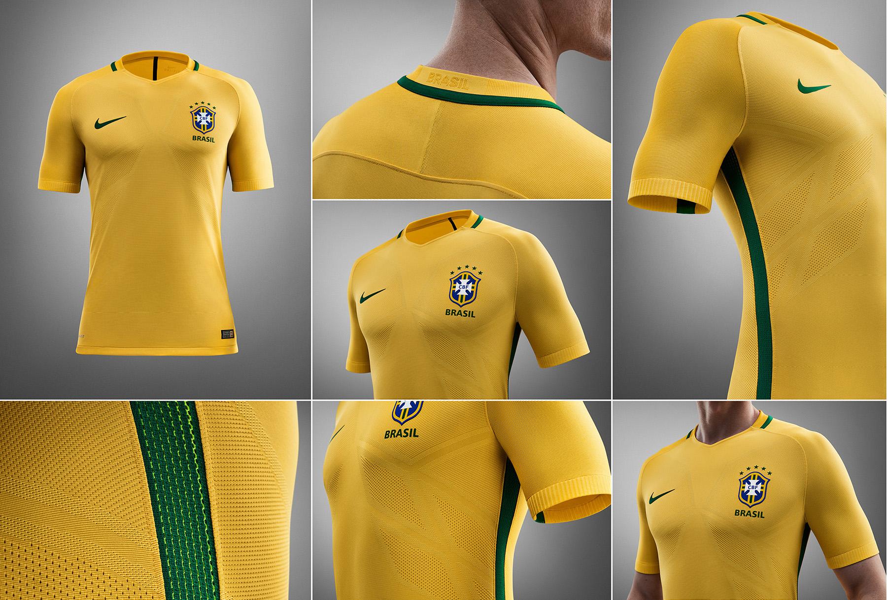 Brasil Home Jersey
