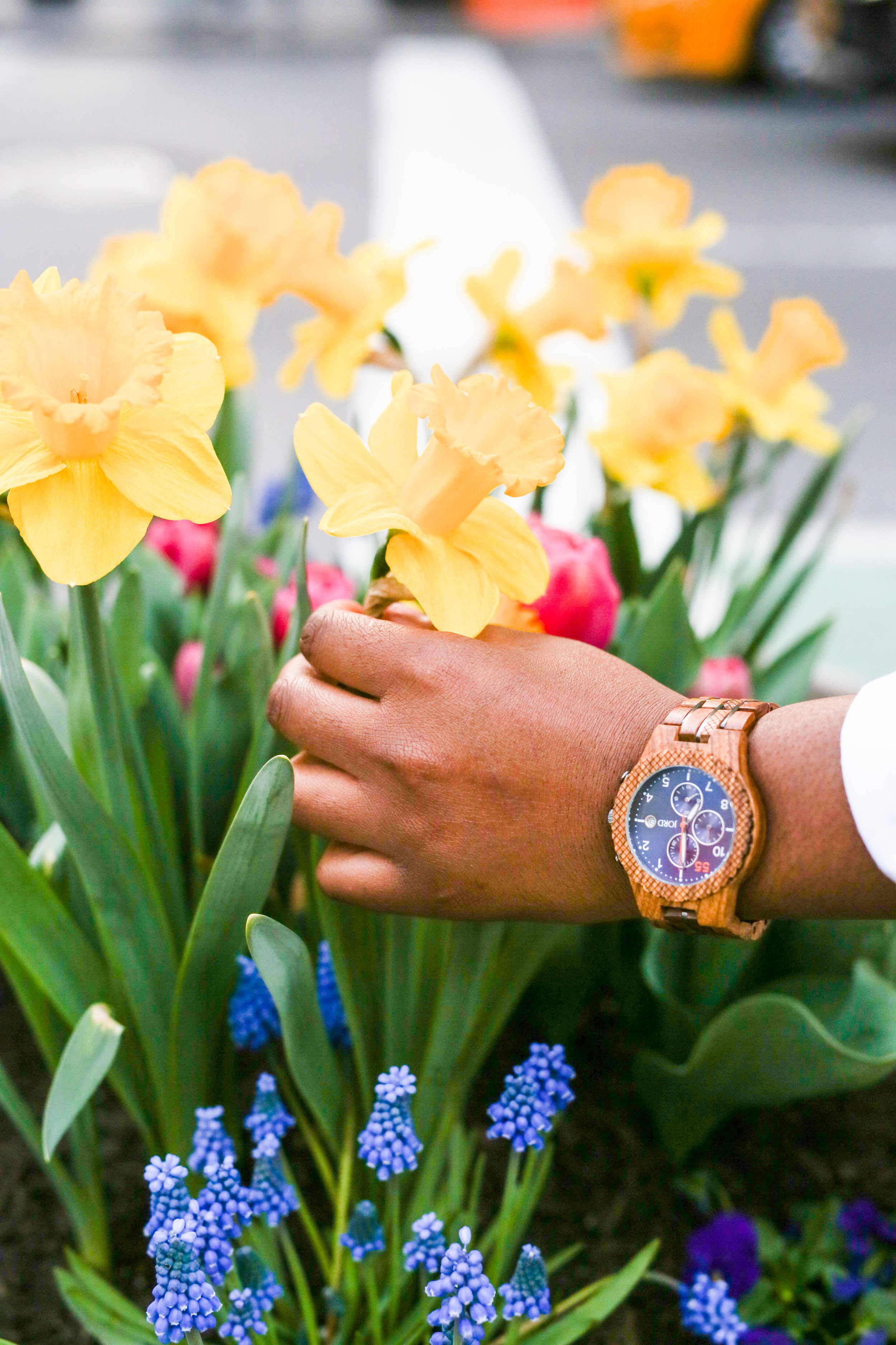 oo lah lah! ;) I'm loving my Jord Watch!