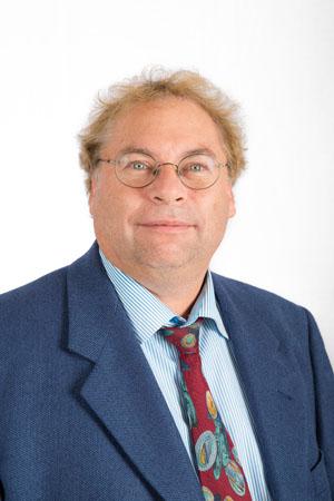 Geschäftsführer Joachim Müller