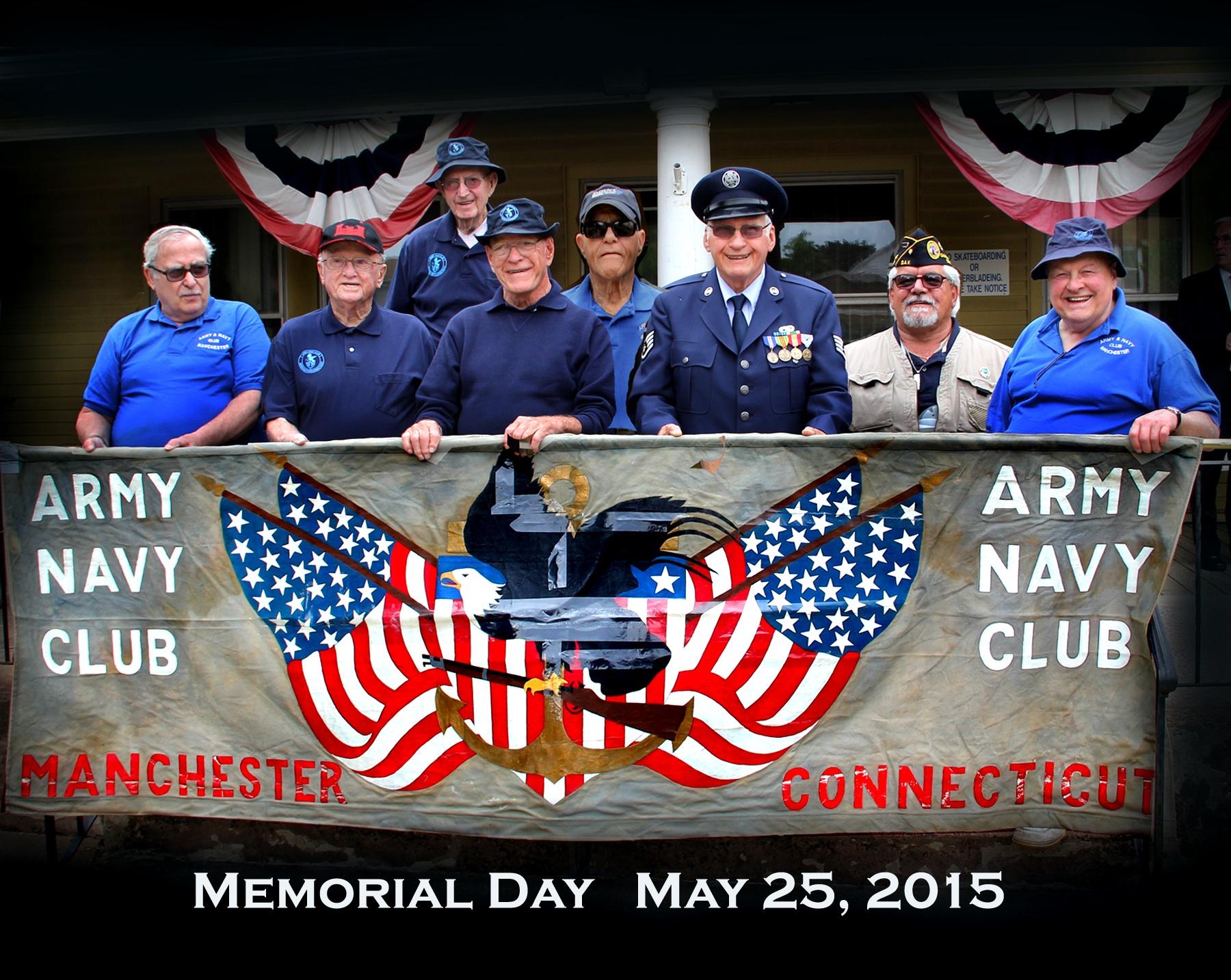 ArmyNavy Memorial Day 2015