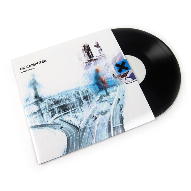 1997 - The Radiohead album