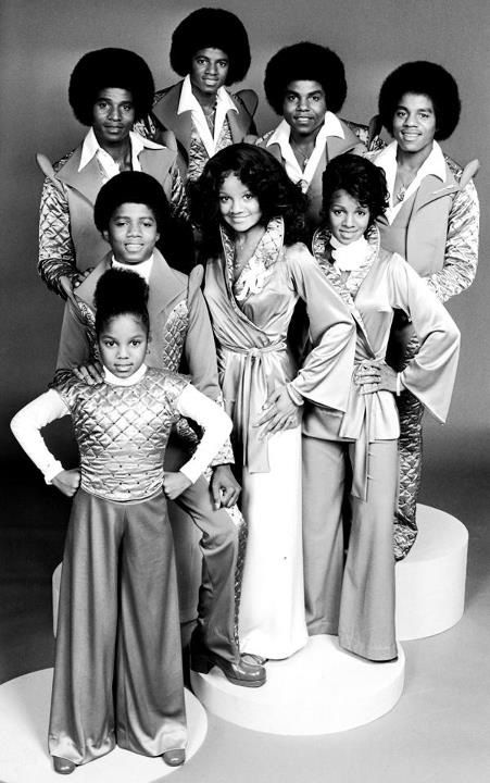 1976 - The TV show The Jacksons aired for the first time.