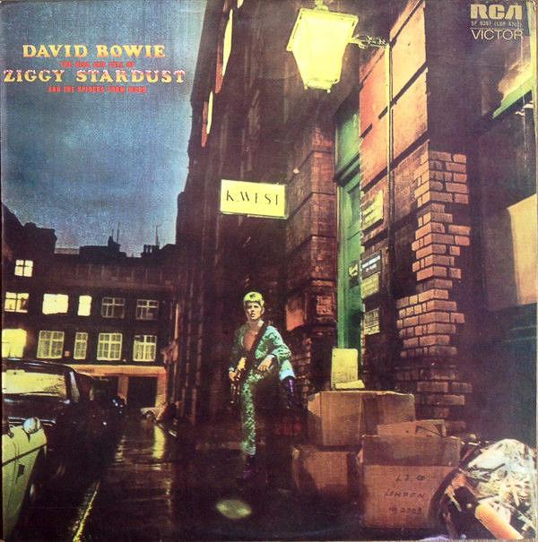 1972 - David Bowie's