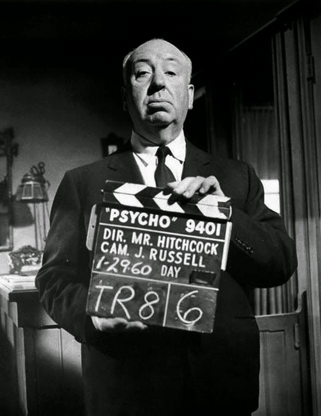 1960 - The Alfred Hitchcock film Psycho, premiered in New York