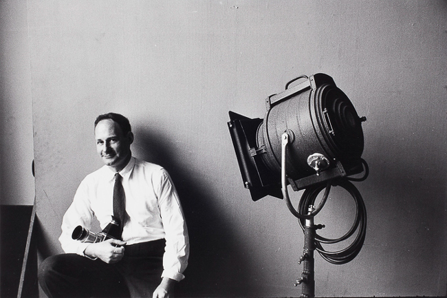 1917 - Photographer Irving Penn was born.