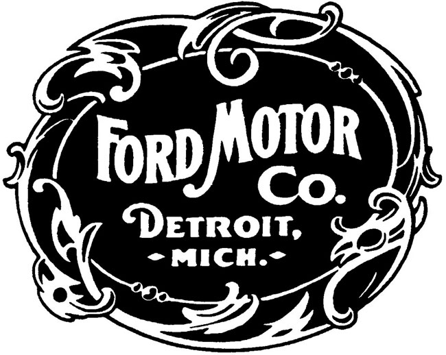 1903 - Ford Motor Company incorporated.