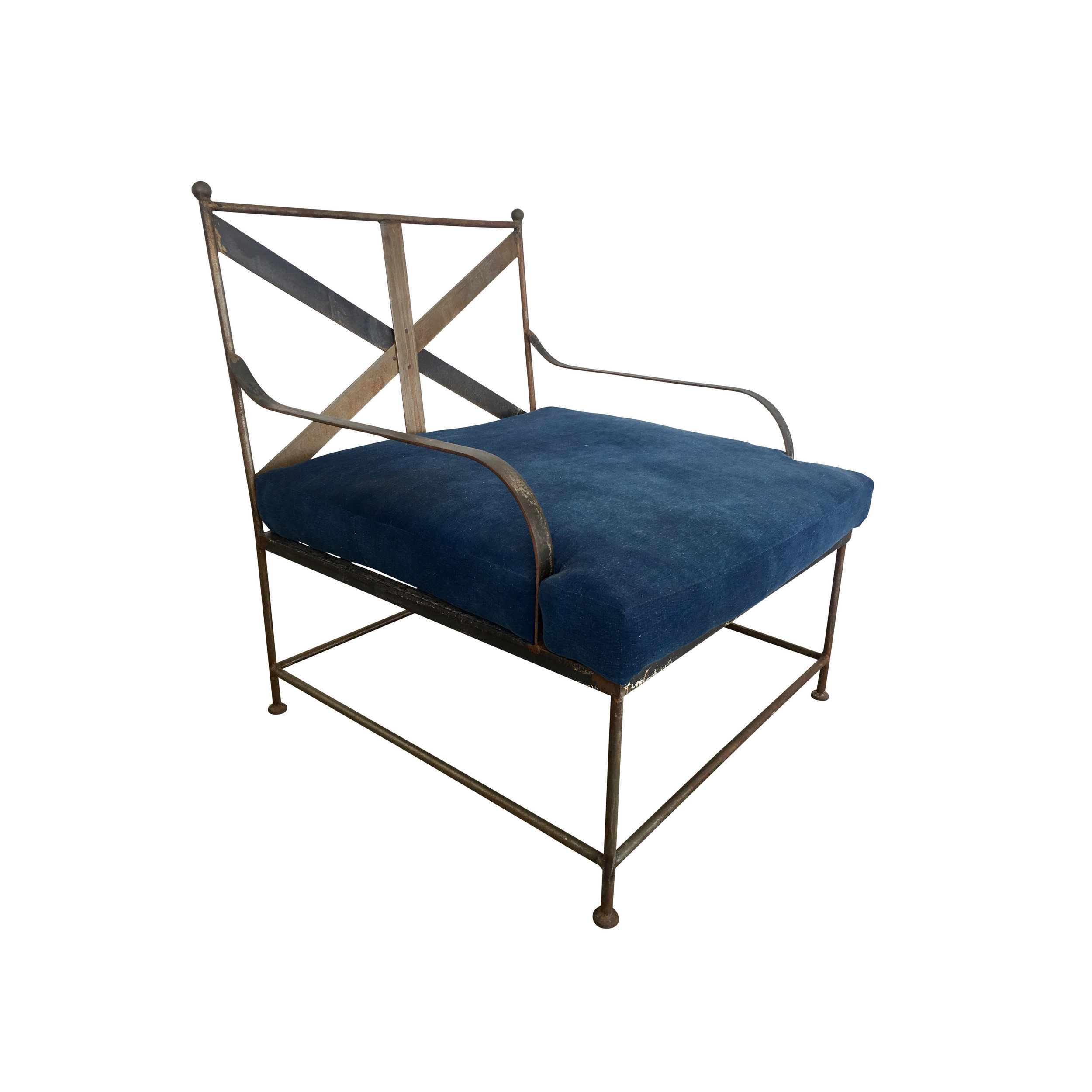 deKor Metal Chair + Cushions