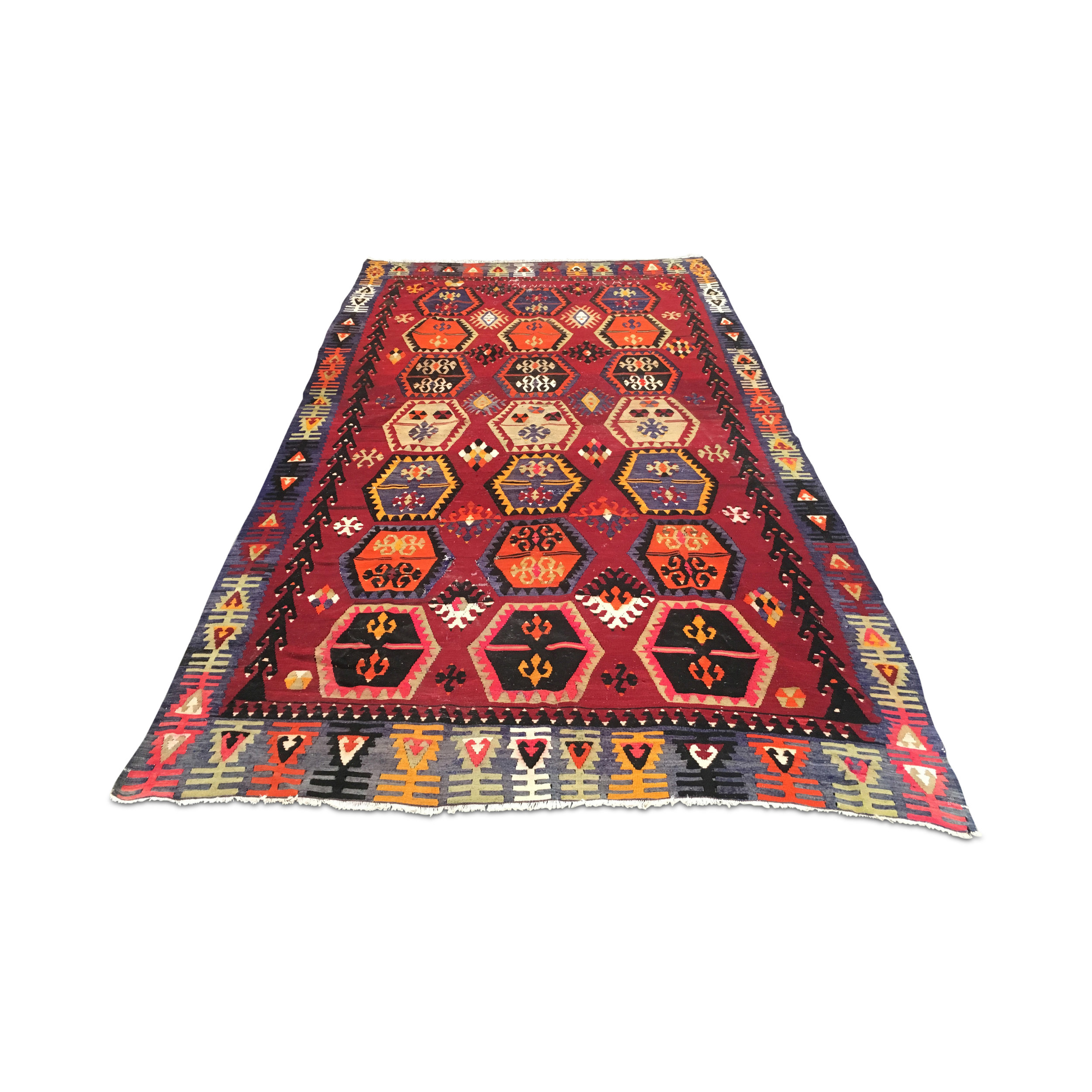 Turkish Kilim Rug    -