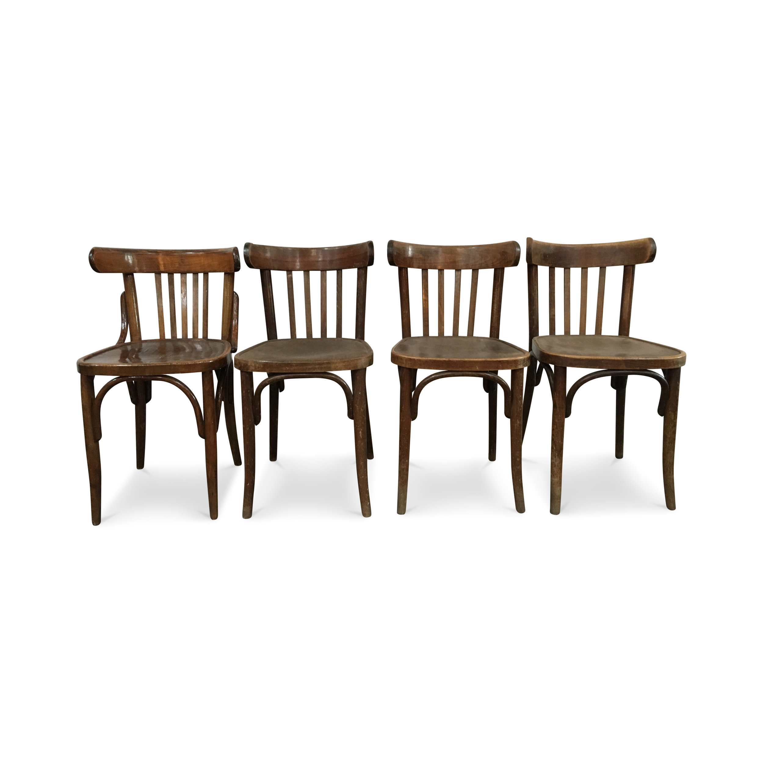 Vintage European Dining Chairs