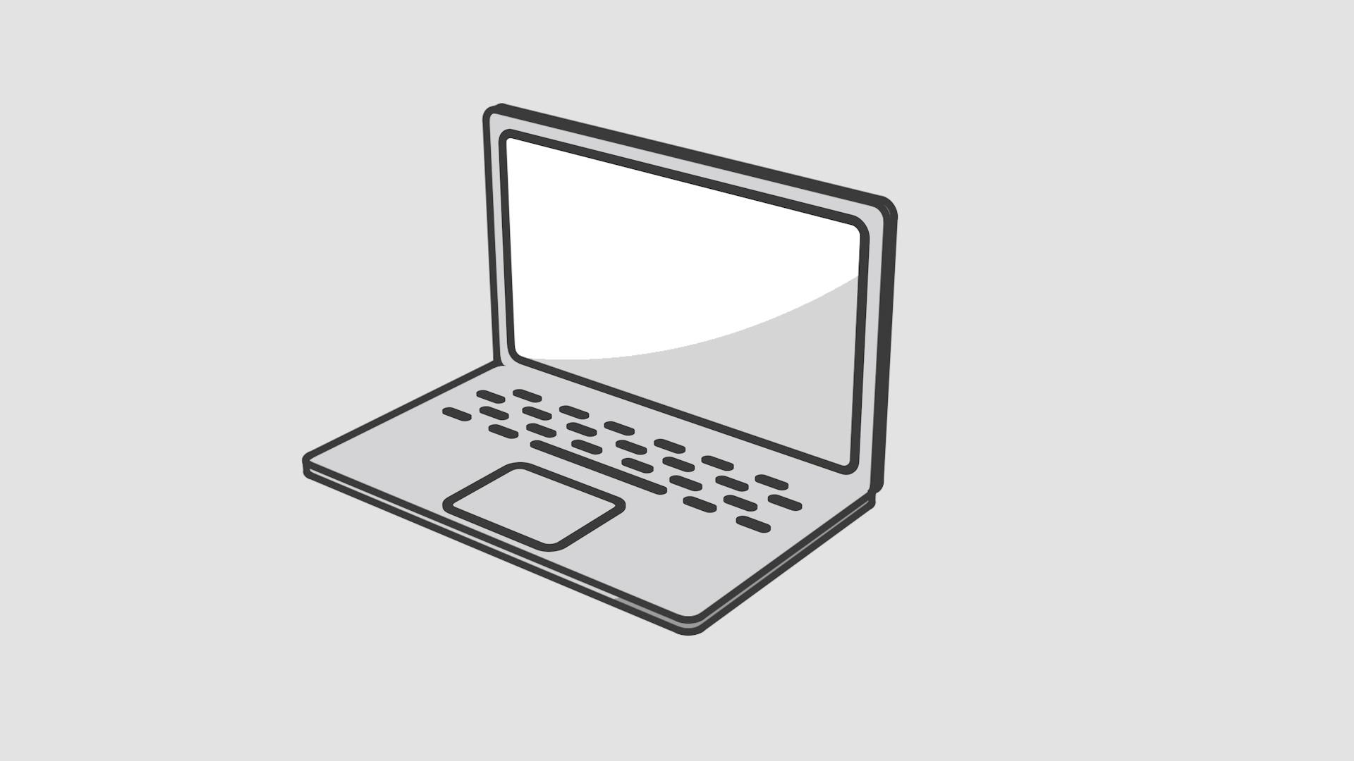 Laptop Design Concept